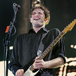 Josh Klinghoffer, Red Hot Chili Peppers in The Red Hot Chili Peppers Performing at Manchester MEN Arena