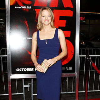Jodie Foster in Special Screening of Summit Entertainment's 'RED'