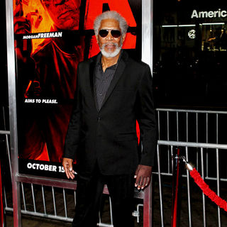 Morgan Freeman in Special Screening of Summit Entertainment's 'RED'