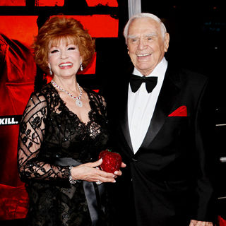 Tova Borgnine, Ernest Borgnine in Special Screening of Summit Entertainment's 'RED'