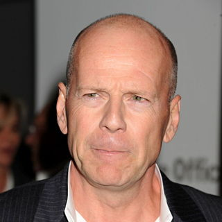 Bruce Willis in The Cinema Society Film Screening of 'Red'