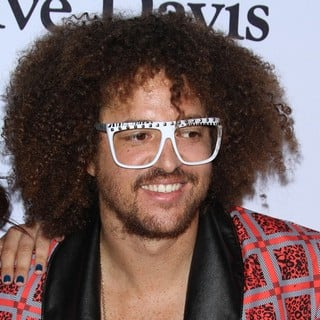 Redfoo, LMFAO in 2015 Pre-GRAMMY Gala and Salute to Industry Icons with Clive Davis
