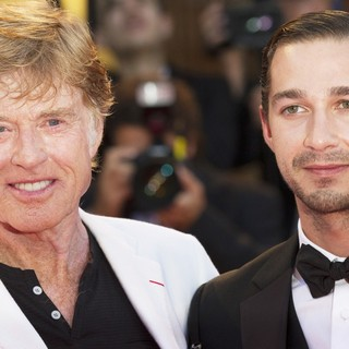 The 69th Venice Film Festival - The Company You Keep - Premiere - Red Carpet - redford-labeouf-69th-venice-film-festival-01