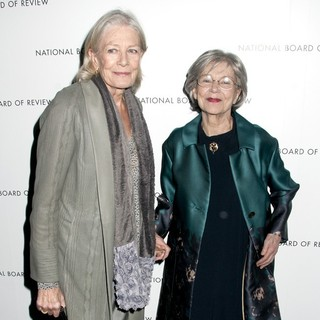 Vanessa Redgrave, Emmanuelle Riva in The 2013 National Board of Review Awards Gala
