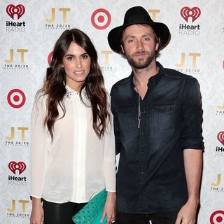 Nikki Reed, Paul McDonald in Justin Timberlake's The 20-20 Experience Album Release Party Hosted by Target and Clear Channel