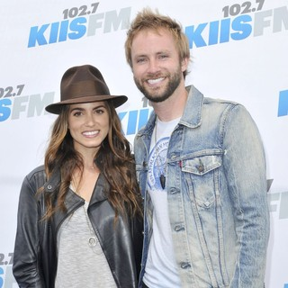 Nikki Reed, Paul McDonald in 102.7 KIIS FM's Wango Tango 2012 - Arrivals