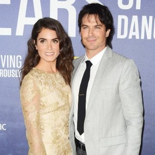 Nikki Reed, Ian Somerhalder-National Geographic's Years of Living Dangerously Season 2 World Premiere - Red Carpet Arrivals