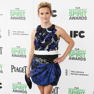 Reese Witherspoon - The 2014 Film Independent Spirit Awards - Arrivals