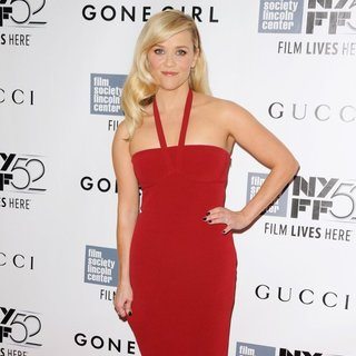 Reese Witherspoon in 52nd New York Film Festival - Gone Girl - World Premiere