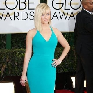 Reese Witherspoon in 71st Annual Golden Globe Awards - Arrivals