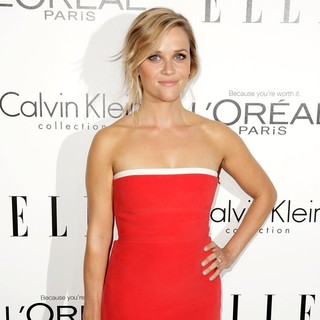 Reese Witherspoon in ELLE 20th Annual Women in Hollywood Celebration