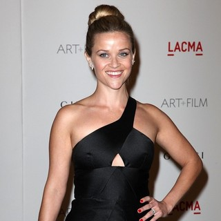 Reese Witherspoon in LACMA's Art And Film Gala Honoring Clint Eastwood and John Baldessari