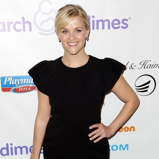 Reese Witherspoon in March of Dimes Celebration of Babies Luncheon - Arrivals