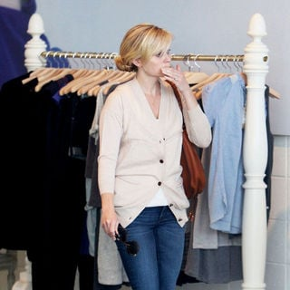 Reese Witherspoon in Reese Witherspoon Shopping with A Friend at Vanessa Bruno Boutique