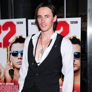 Reeve Carney in New York Premiere of 22 Jump Street