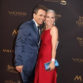 Scott Reeves, Melissa Reeves in 43rd Annual Daytime Emmy Awards - Arrivals