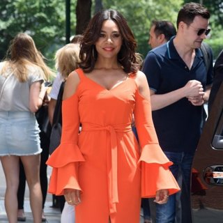 Regina Hall-Regina Hall at The View