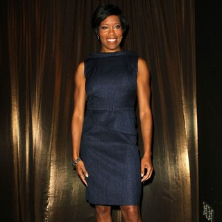 Regina King in The 18th Annual Screen Actors Guild Awards Nominations Announcement