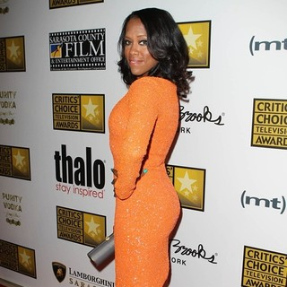 Regina King in Broadcast Television Journalists Association's 3rd Annual Critics' Choice Television Awards