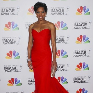 Regina King in The 43rd Annual NAACP Awards - Arrivals
