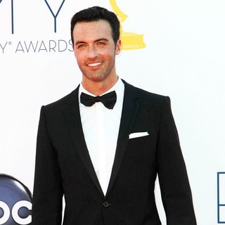 Reid Scott in 64th Annual Primetime Emmy Awards - Arrivals