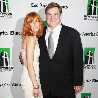 Kelly Reilly, John Goodman in 16th Annual Hollywood Film Awards Gala