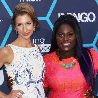 Alysia Reiner, Danielle Brooks in The 16th Annual Young Hollywood Awards - Arrivals