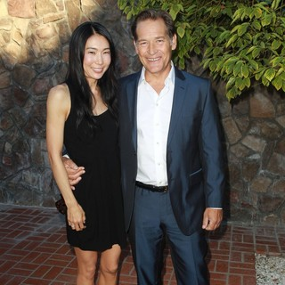 Yuka Kojima, James Remar in The 2012 Saturn Awards