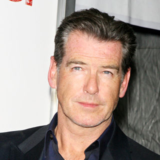 Pierce Brosnan in New York Premiere of 'Remember Me'