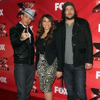 Melanie Amaro in FOX's The X Factor Press Conference - rene-amaro-krajcik-fox-s-the-x-factor-press-conference-06