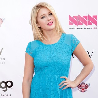 Renee Olstead in LOGO's 2012 NewNowNext Awards