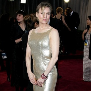 Renee Zellweger in The 85th Annual Oscars - Red Carpet Arrivals