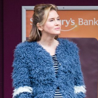 Renee Zellweger Is Spotted Filming Bridget Jones\