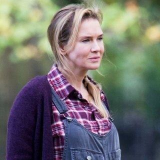 Filming on The Set for The Movie Bridget Jones\'s Baby