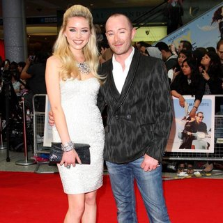 Noelle Reno, Scott Henshaw in Larry Crowne UK Premiere - Arrivals