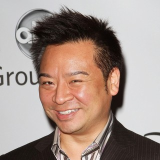 Rex Lee in 2011 Disney ABC Television Group Host Summer Press Tour