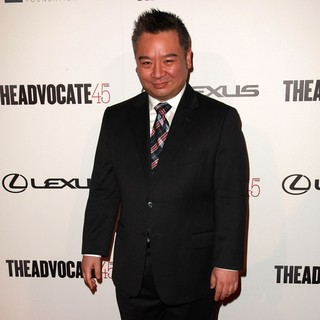 Rex Lee in The Advocate 45th Presented by Lexus - Arrivals
