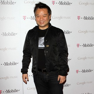 Rex Lee in Celebrity Magenta Carpet Arrivals at The Launch Party for Google Music Available on T-Mobile