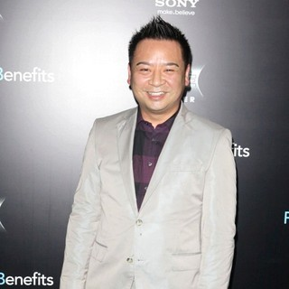 Rex Lee in New York Premiere of Friends with Benefits - Arrivals