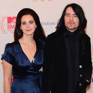 Lana Del Rey in The MTV EMA's 2012 - Arrivals - rey-o-neill-mtv-ema-s-2012-02