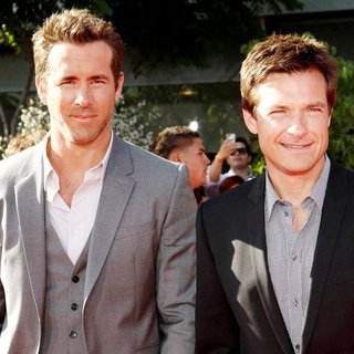 Ryan Reynolds, Jason Bateman in The 2011 ESPY Awards