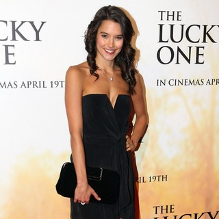 Rhiannon Fish in Australian Premiere of The Lucky One