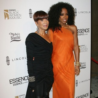 Sylvia Rhone, Kelly Rowland in 3rd Annual Essence Black Women in Music Event