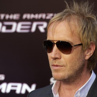 Rhys Ifans in The Spanish Premiere of The Amazing Spider-Man