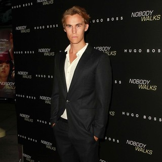 Rhys Wakefield in The Premiere of Magnolia Pictures Nobody Walks