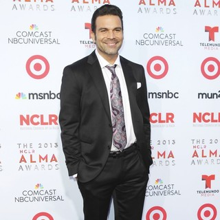 Ricardo Chavira in The 2013 NCLR ALMA Awards