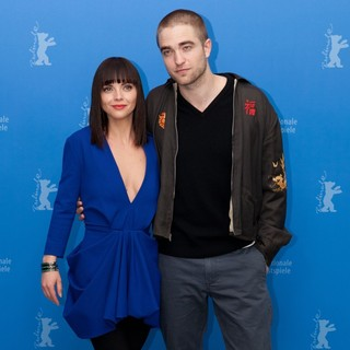 Christina Ricci, Robert Pattinson in 62nd Annual Berlin International Film Festival - Bel Ami Photocall