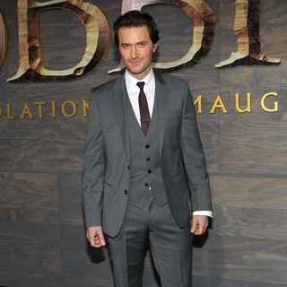 Richard Armitage in The Hobbit: The Desolation of Smaug Los Angeles Premiere