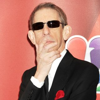 Richard Belzer in 2013 NBC Upfront Presentation - Arrivals