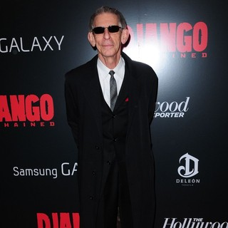 Richard Belzer in The Premiere of Django Unchained